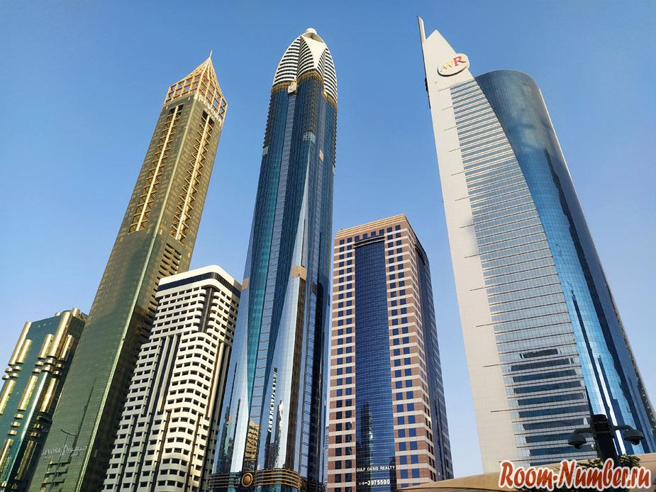 Районы Дубая. Какой район лучше выбрать для отдыха