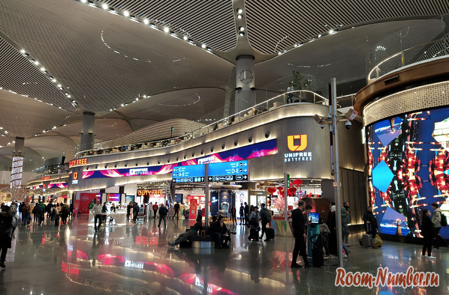Новый аэропорт в Стамбуле — один из самых больших в мире