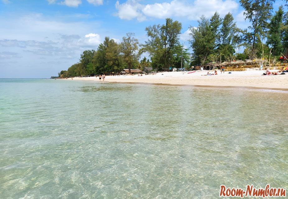 Пляжи Ко Ланты. Какой пляж выбрать для отдыха