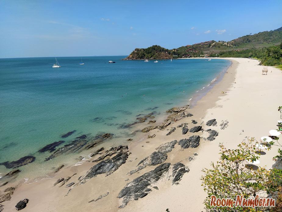 Kantiang Beach. Лучший пляж на Ко Ланте и самый красивый вид