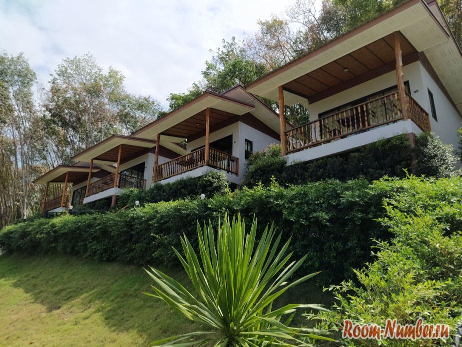 Наш отель на Яо Яй: Resting Place