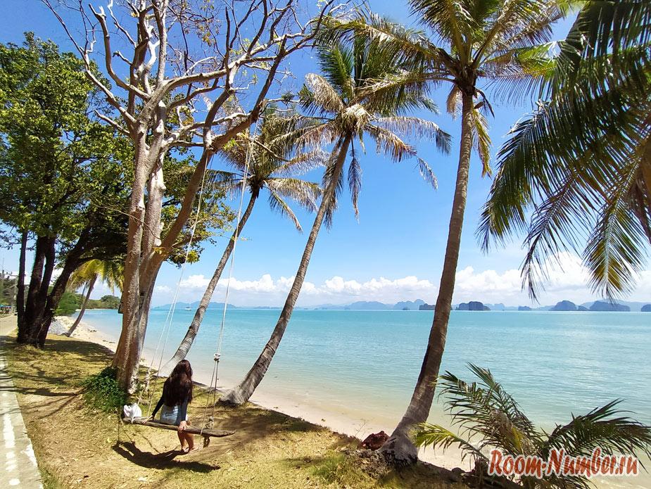 Остров Ко Яо Ной. Уединенное место в Таиланде и минимум туристов