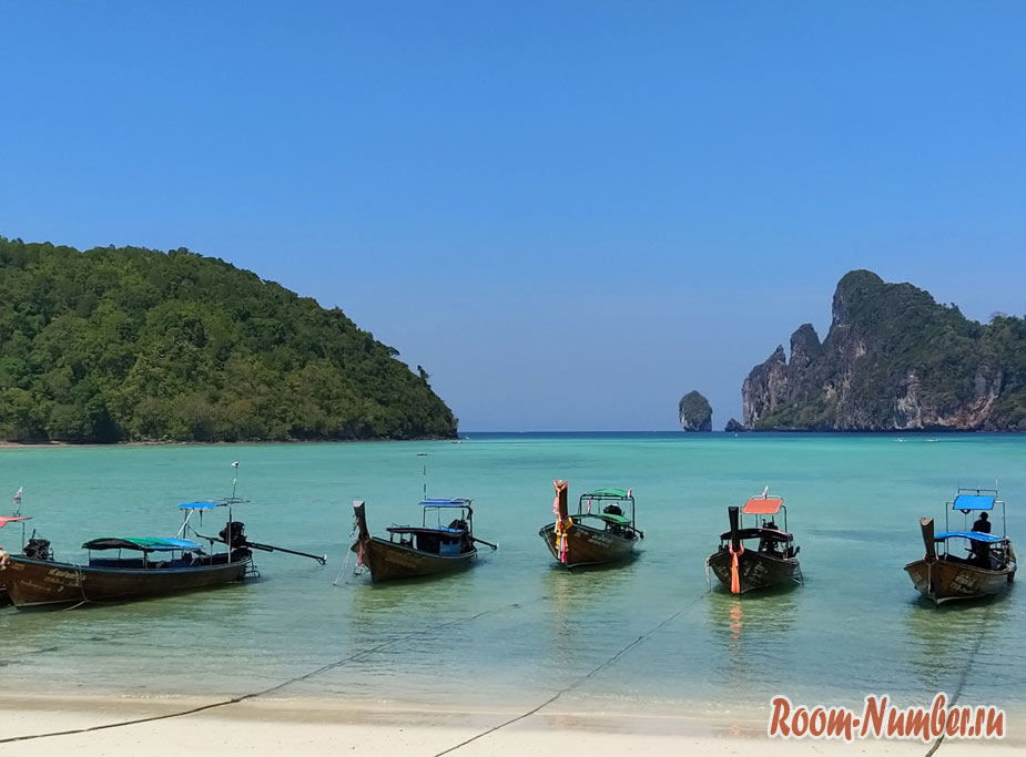 Пхи Пхи 2020. Райское местечко в Таиланде и свежий обзор острова