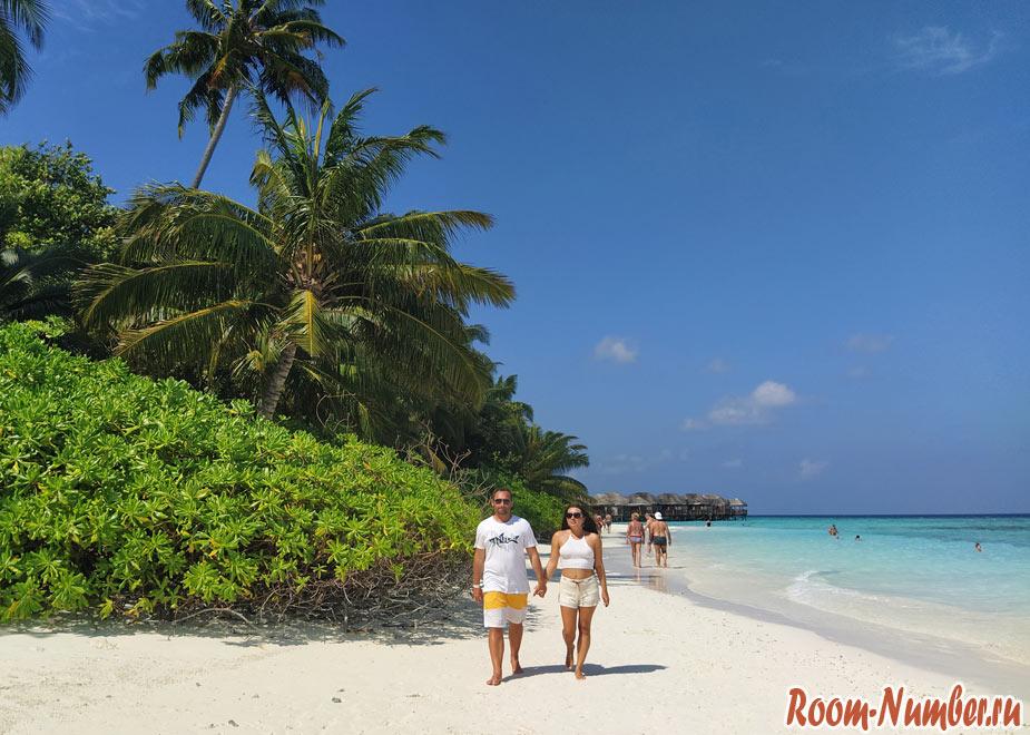 Остров Фихалхохи (Fihalhohi): настоящие Мальдивы (35 фото)