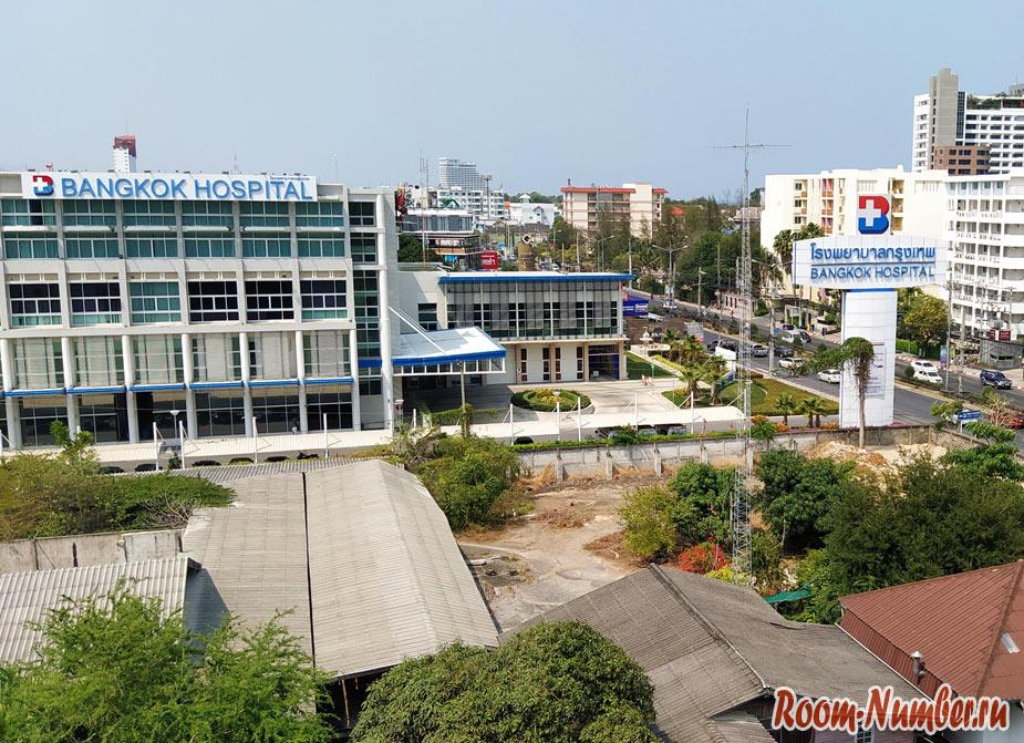 Бангкок госпиталь (Bangkok Hospital): отзывы и опыт лечения в Хуа Хине по страховке
