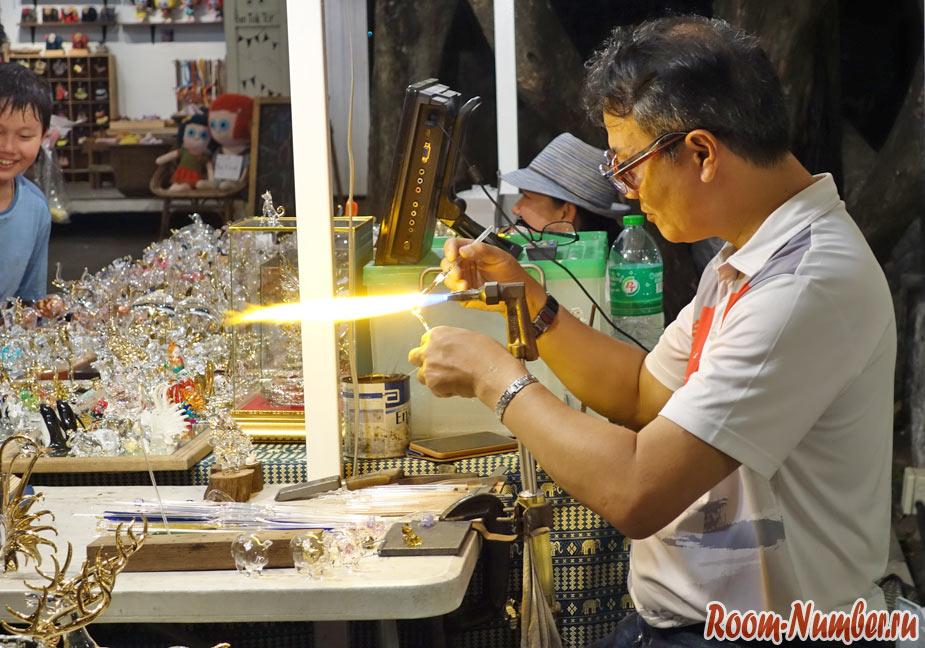 Рынок Цикада и Тамаринд в Хуа Хине: фото и отзывы туристов