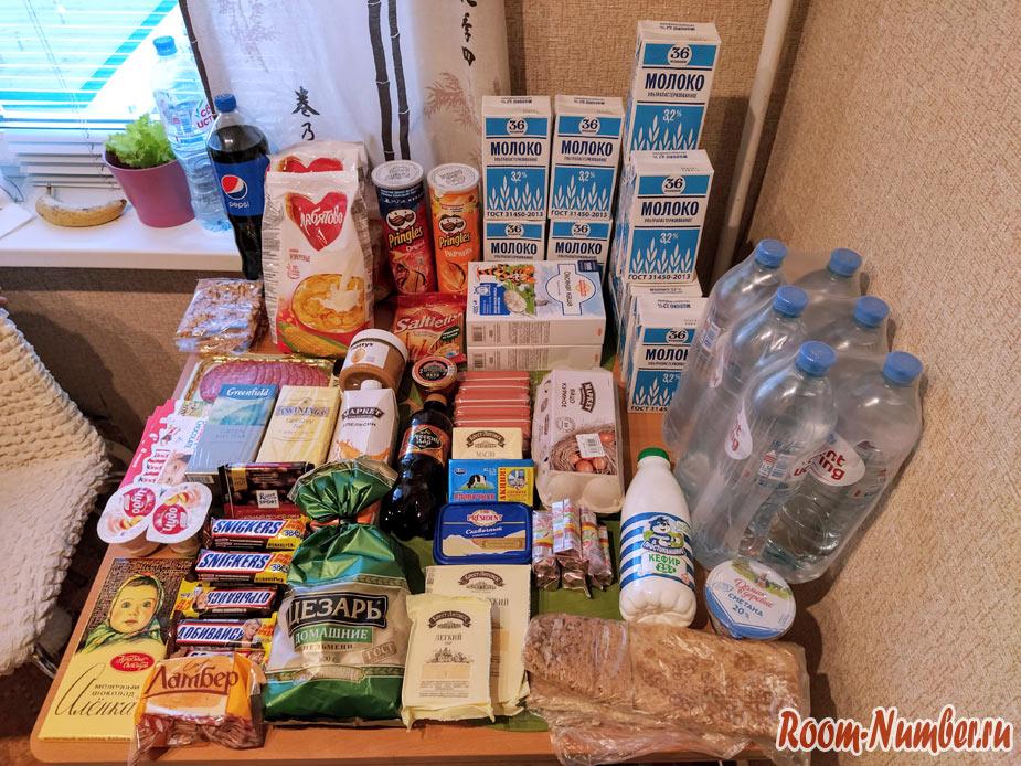 Доставка продуктов в Москве. Наш опыт заказа еды через интернет на самоизоляции