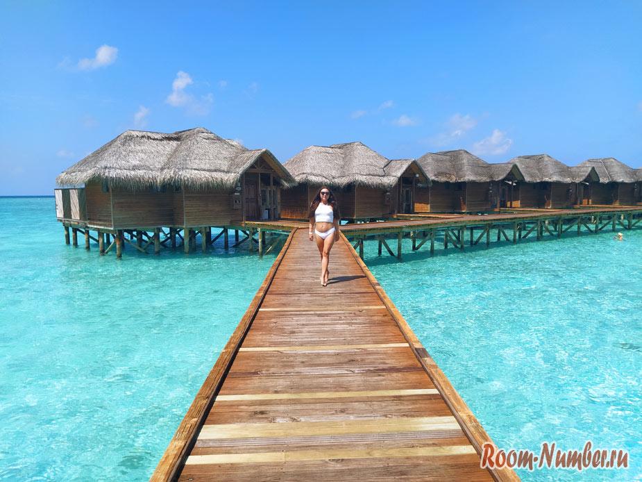 Отели на Мальдивах все включено