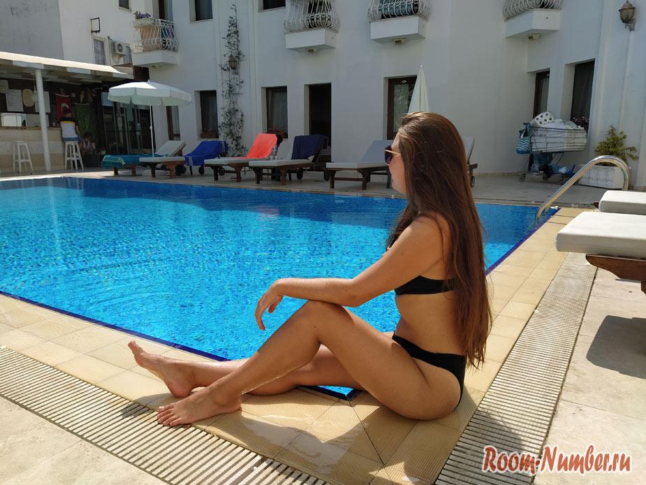 Самый дешевый отель в Турции у нас оказался самым лучшим