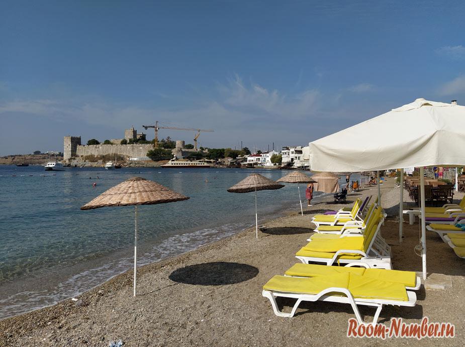 Городской пляж в Бодруме: фото, отзывы, где лучше купаться