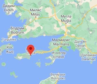 datca-map