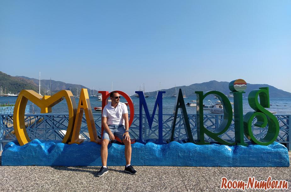 Пляжи в Мармарисе. Фото пляжей, набережной и отели возле моря