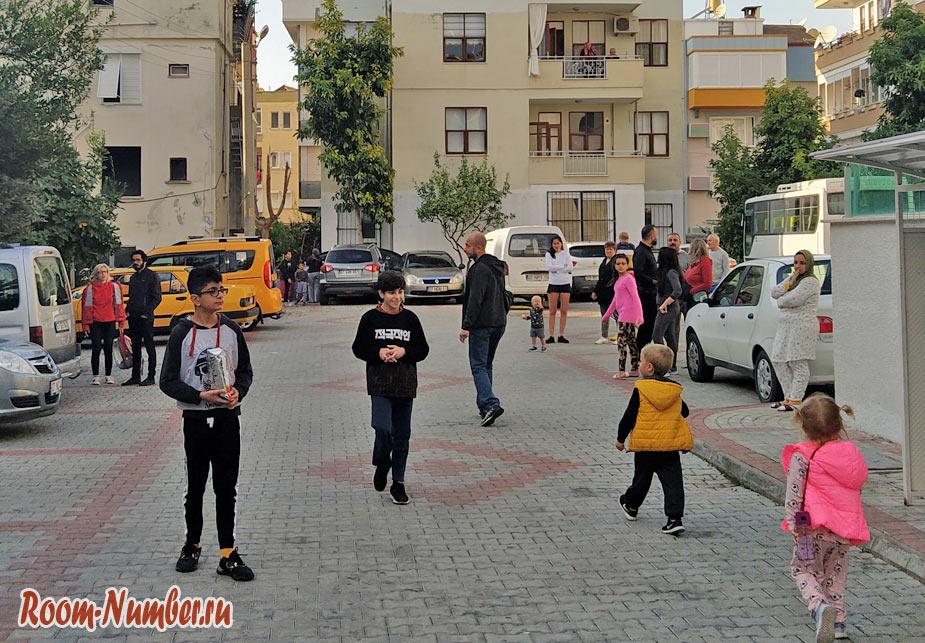 Сегодня в Турции было землетрясение возле Алании