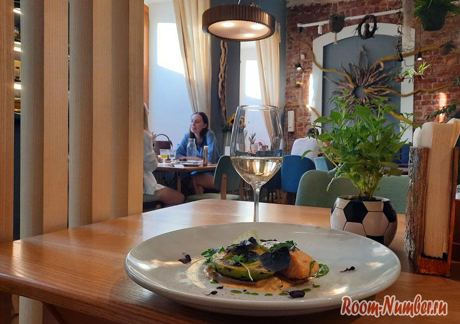 Где поесть в Нижнем Новгороде. Кафе и рестораны в центре и на Стрелке