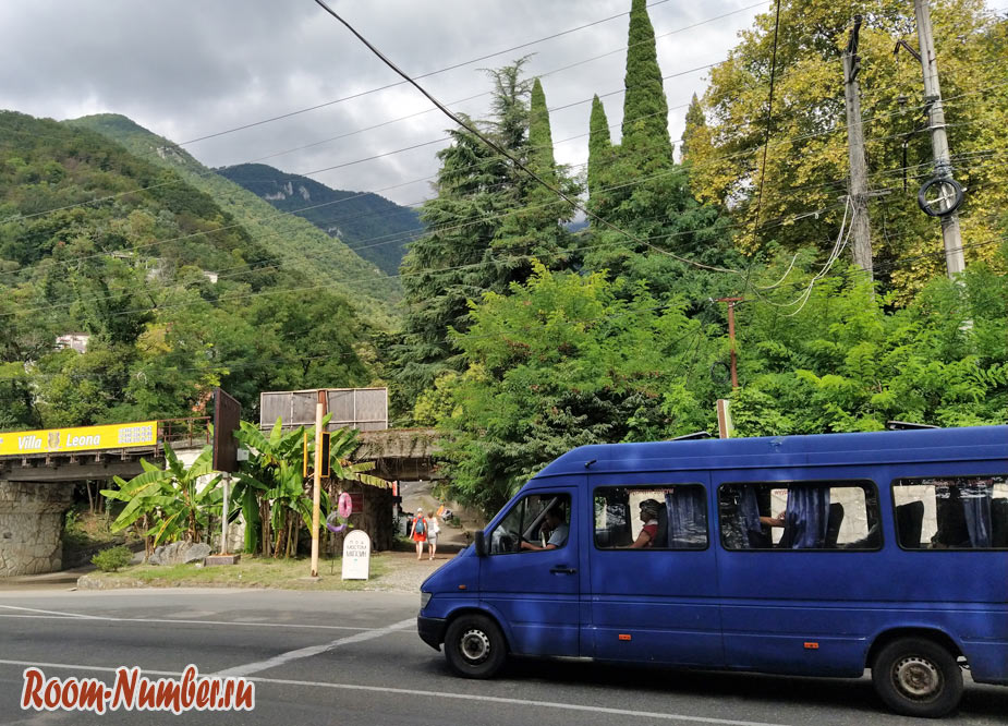 Как добраться в Пицунду из аэропорта Сочи-Адлер: такси или автобус до Абхазии