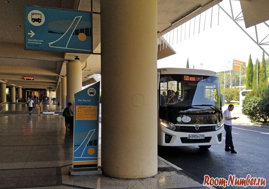 Как добраться в Гагры из аэропорта Сочи-Адлер: такси, автобус или поезд до Абхазии